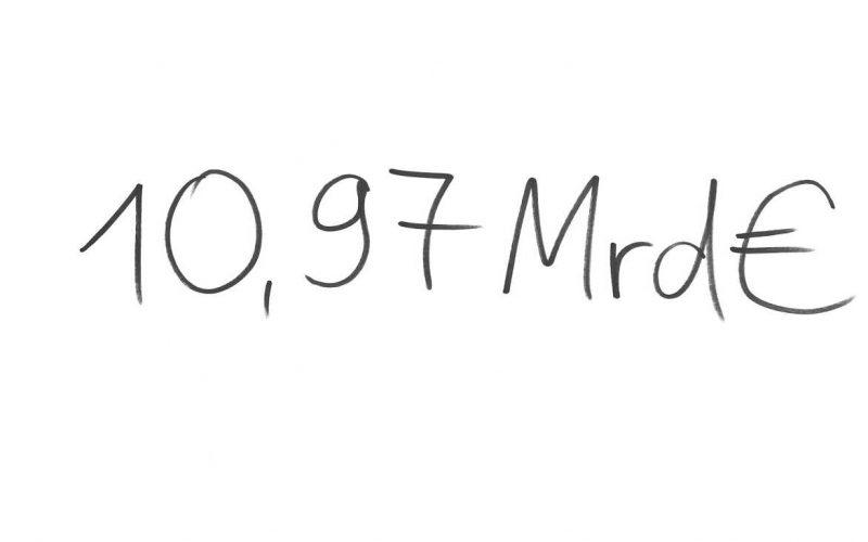 10 Mrd. EUR